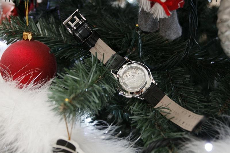 Hamilton Khaki Field H64616731 mon cadeau de noel 2010 _MG_7889